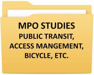 MPO STUDIES